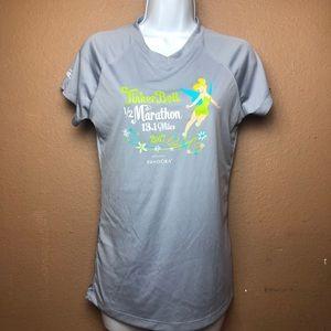 Champion DisneyRun Marathon 2017 Shirt Sz S